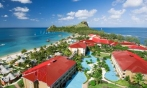 Sandals Grand St Lucian Spa and Beach Resort, St Lucia